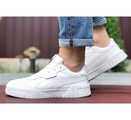 Купить Мужские кроссовки Puma Cali Remix Mn's белые