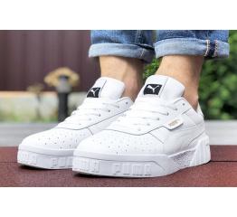 Купить Мужские кроссовки Puma Cali Remix Mn's белые в Украине
