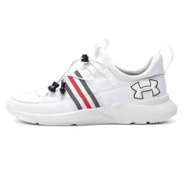 Купить Мужские кроссовки Under Armour белые (white)