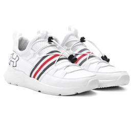 Купить Мужские кроссовки Under Armour белые (white) в Украине