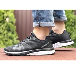 Купить Мужские кроссовки Under Armour черные с белым в Украине