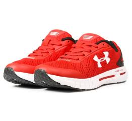 Купить Мужские кроссовки Under Armour HOVR красные