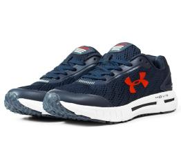 Купить Мужские кроссовки Under Armour HOVR темно-синие