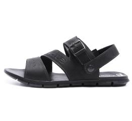 Купить Чоловічі сандалі Denim чорні