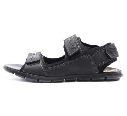 Купить Мужские сандалии Wolfstep черные