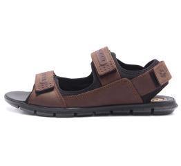 Купить Мужские сандалии Wolfstep коричневые