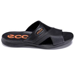 Мужские шлепанцы Ecco черные