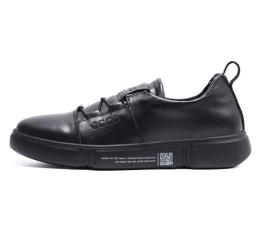 Купить Мужские туфли Ecco черные