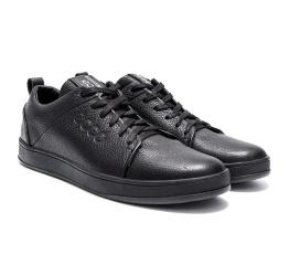 Купить Чоловічі туфлі Ecco чорні в Украине