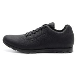 Мужские туфли Soft series черные