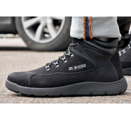 Купить Мужские ботинки на меху DK Shoes черные