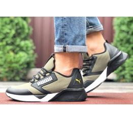 Купить Чоловічі кросівки Puma Retaliate хаки