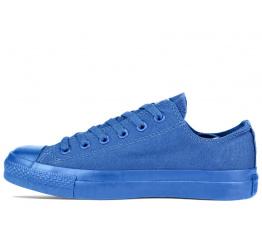 Женские кеды Converse Chuck Taylor All Star Low Mono синие