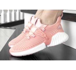 Купить Женские кроссовки Adidas AlphaBOUNCE Instinct розовые