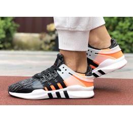 Купить Женские кроссовки Adidas EQT Support Adv 91/17 серые с черным в Украине
