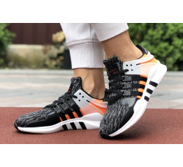 Купить Женские кроссовки Adidas EQT Support Adv 91/17 серые с черным