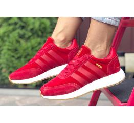 Купить Женские кроссовки Adidas Iniki Runner красные
