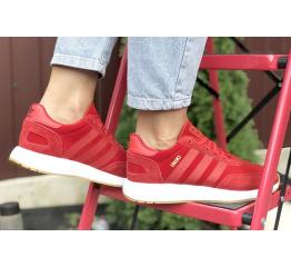 Купить Жіночі кросівки Adidas Iniki Runner червоні в Украине