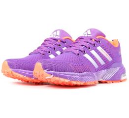 Купить Жіночі кросівки Adidas Marathon TR фіолетові