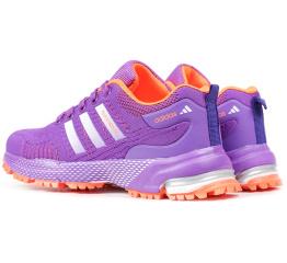 Купить Жіночі кросівки Adidas Marathon TR фіолетові в Украине