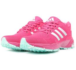 Купить Жіночі кросівки Adidas Marathon TR малиновые