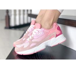 Купить Женские кроссовки Adidas Originals Falcon розовые