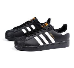 Купить Жіночі кросівки Adidas Originals Superstar чорні