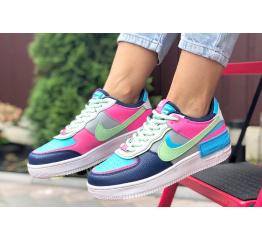 Купить Женские кроссовки Nike Air Force 1 Shadow многоцветные