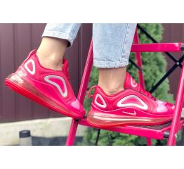 Купить Жіночі кросівки Nike Air Max 720 червоні в Украине
