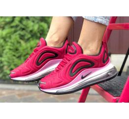 Купить Женские кроссовки Nike Air Max 720 красные