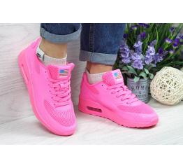 Купить Женские кроссовки Nike Air Max 90 Hyperfuse розовые в Украине