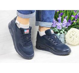 Купить Жіночі кросівки Nike Air Max 90 Hyperfuse темно-сині в Украине
