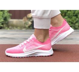Купить Женские кроссовки Nike Air Zoom розовые