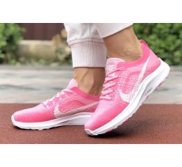 Купить Женские кроссовки Nike Air Zoom розовые в Украине