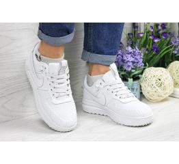 Купить Женские кроссовки Nike Lunar Force LF-1 low белые (white) в Украине