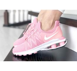 Купить Женские кроссовки Nike Shox Gravity розовые