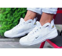 Купить Женские кроссовки Nike Zoom 2K белые
