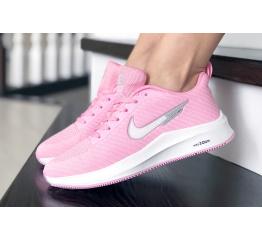 Купить Женские кроссовки Nike Zoom Lunar 3 розовые в Украине