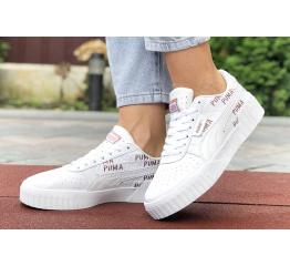 Купить Женские кроссовки Puma Cali Remix Wn's белые в Украине
