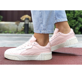 Женские кроссовки Puma Cali Remix Wn's розовые