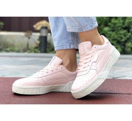 Купить Женские кроссовки Puma Cali Remix Wn's розовые в Украине