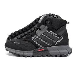 Купить Мужские ботинки на меху Adidas Terrex Cold.RDY черные