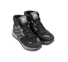 Купить Мужские ботинки на меху Adidas Terrex Cold.RDY черные в Украине