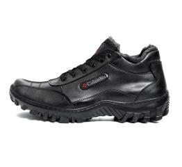 Купить Мужские ботинки на меху Columbia черные
