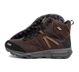 Купить Чоловічі черевики зимові Merrell коричневі