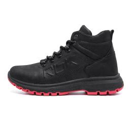 Купить Мужские ботинки на меху Reebok черные