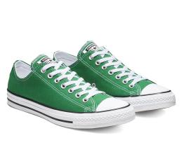 Купить Чоловічі кеди Converse Chuck Taylor All Star Low зелені в Украине