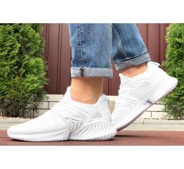 Мужские кроссовки Adidas Alphabounce Instinct CC белые