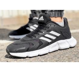 Купить Чоловічі кросівки Adidas Climacool Vento чорні з білим