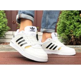 Купить Мужские кроссовки Adidas Drop Step белые в Украине